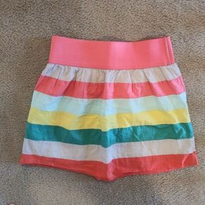 Charlotte Russe Skirts - 🔴5/$25 Striped Skirt - Charlotte Russe, Size M